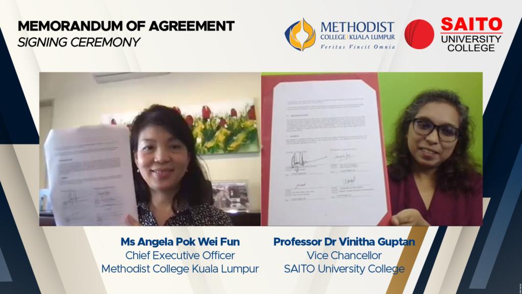 MOA Signing-MCKL & Saito